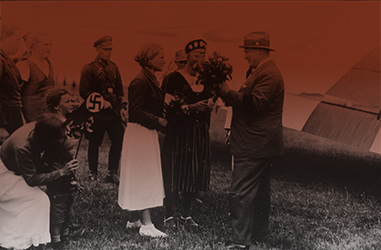 Westerland im 3. Reich