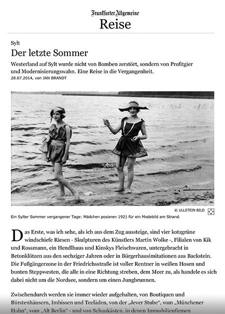 FAZ-28-07-2014-Ein-Reise-in-die-Vergangenheit-von-Sylt-1