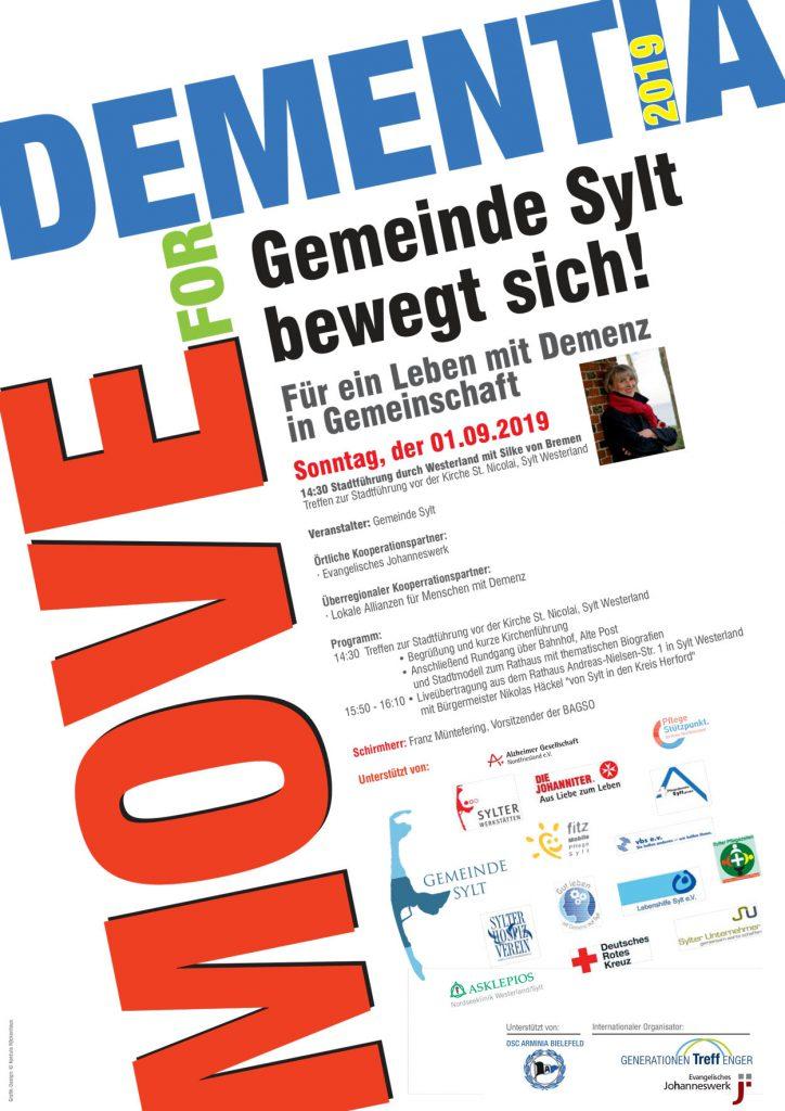 Dementia 2019 Sylt Move